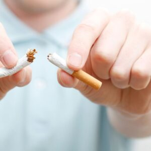 Why is it hard to quit smoking?