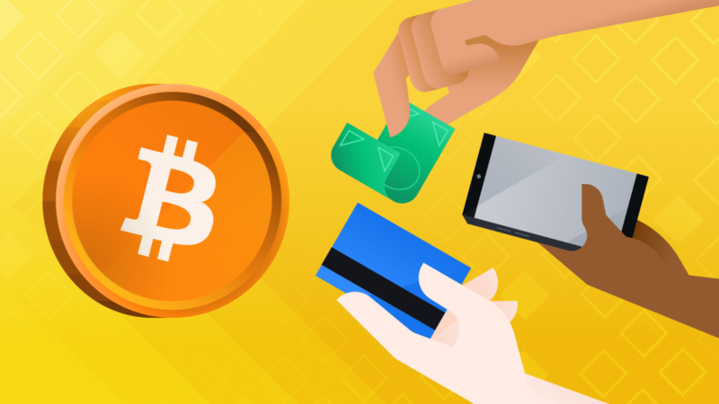 How to buy bitcoins? Step by step instruction
